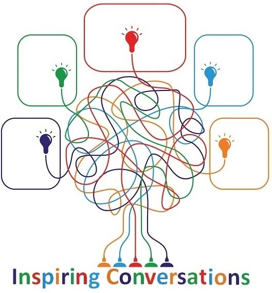 inspiring conversations short profile picture tree lightbulb