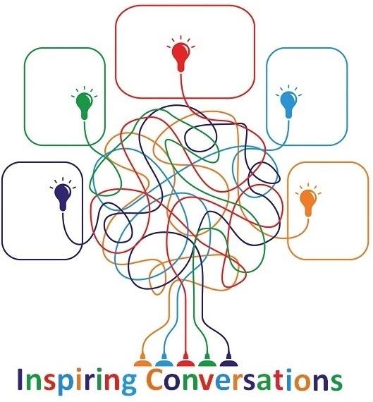 inspiring conversations short profile picture tree lightbulb